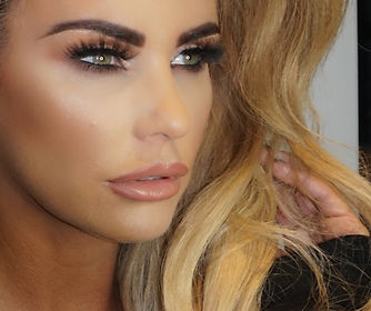 Katie Price H2Glow Facial Beyond the call of beauty