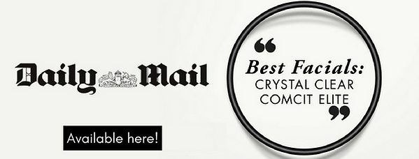 Voted best facial by Daily Mail Beyond the call of beauty