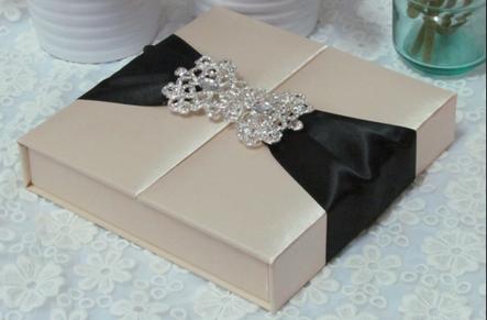 Luxury Invitation Boxes