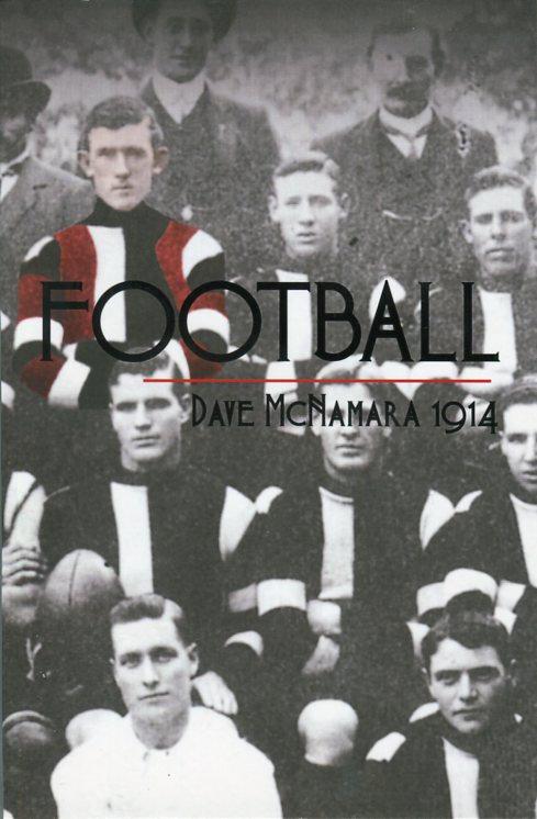 Football: Dave McNamara 1914