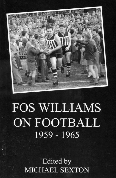 Fos Williams on Football: 1959 - 1965