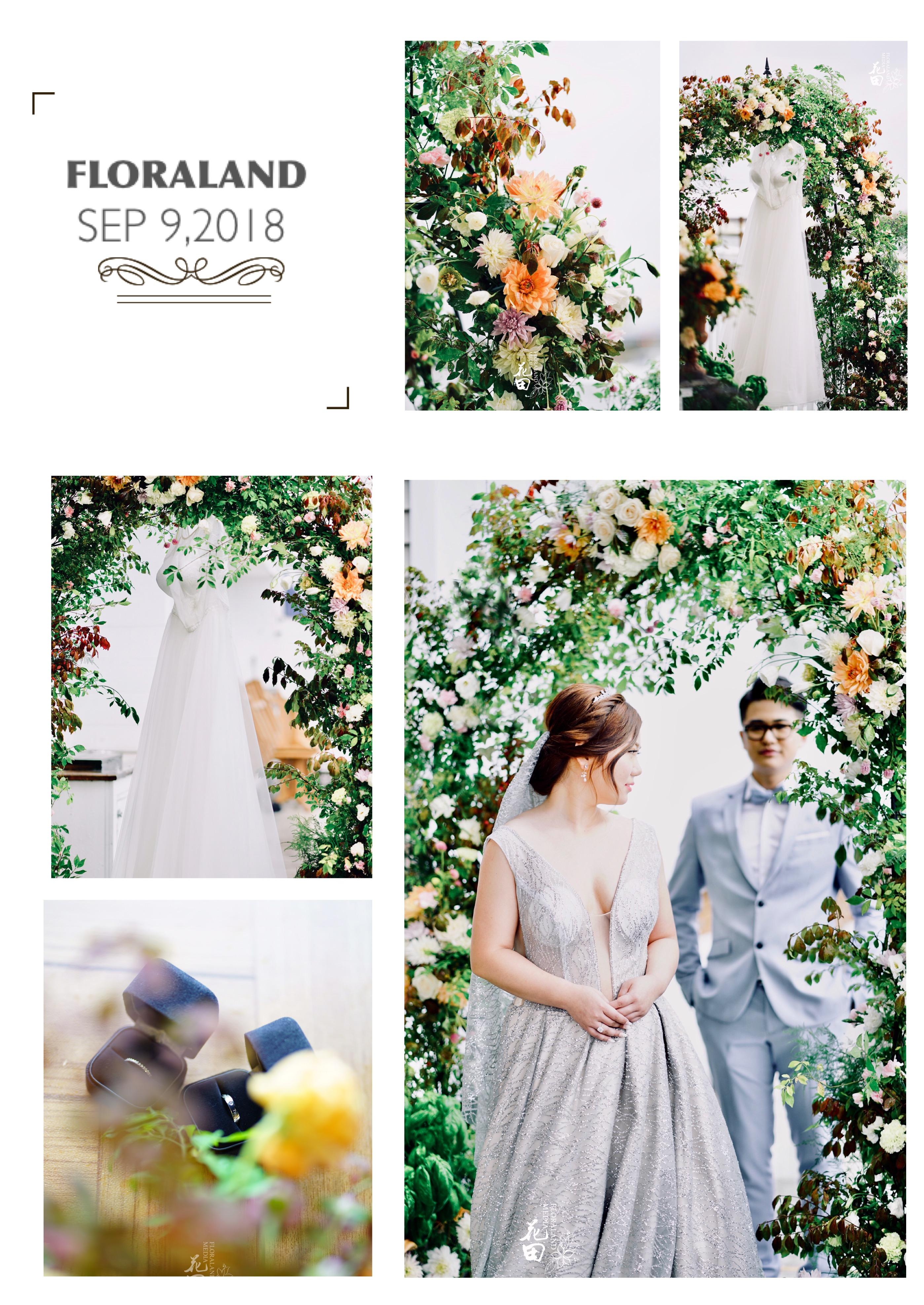 纽约花田婚礼策划