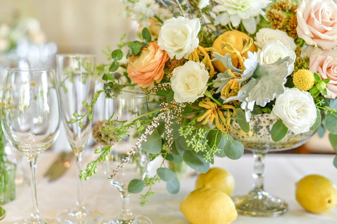 Florland Dinner Party Floral Designs