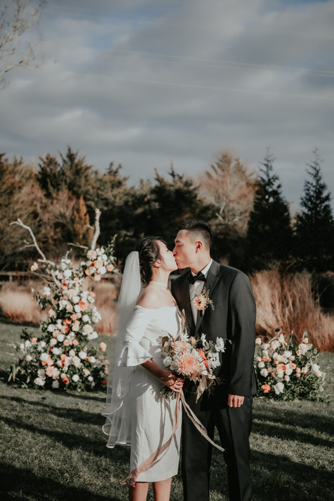 Winter Wedding in Long Island