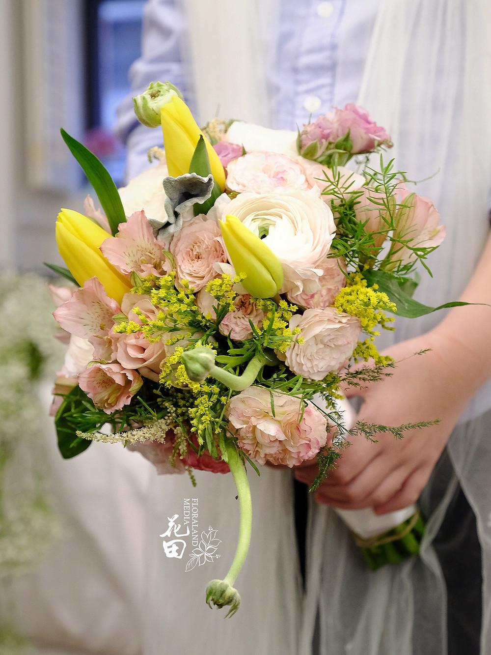 纽约花田婚典 纽约求婚策划
