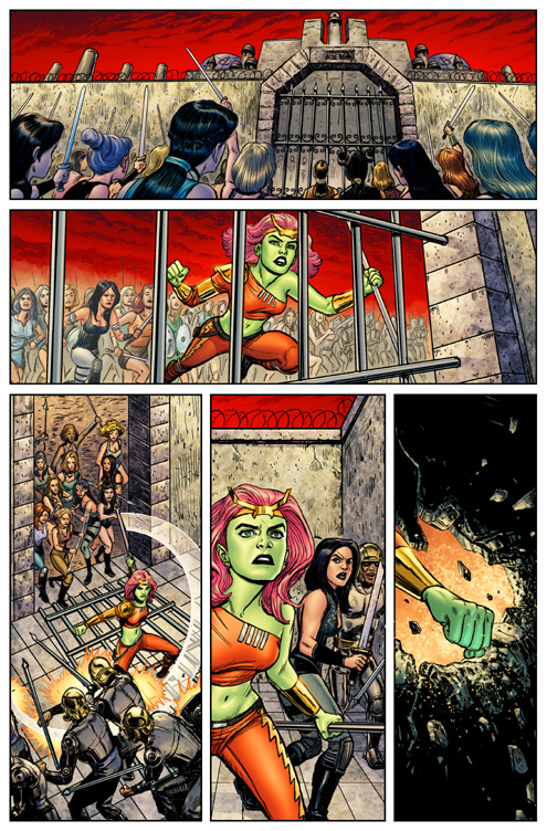 Daughter Of Hulk (Page 4)