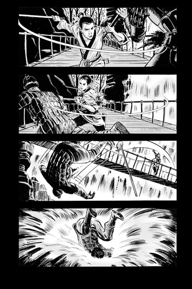 Silent Swordsman (Page 3)