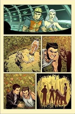 Woverine: Agent Of Atlas (Pg. 6)