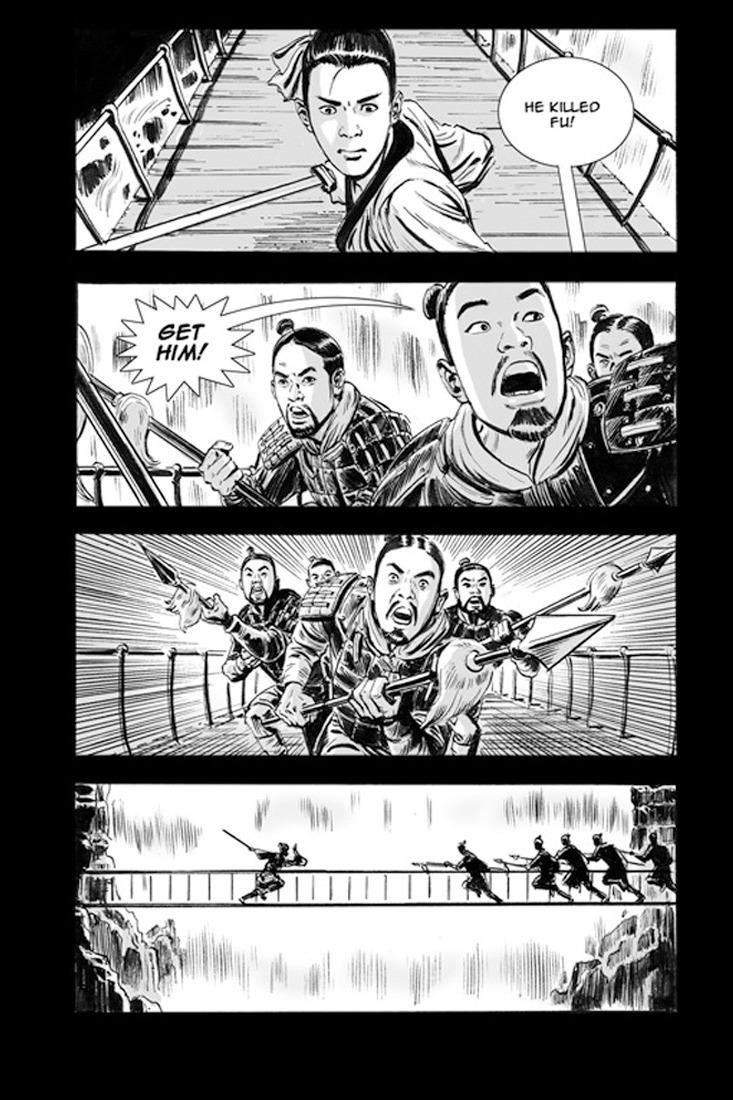 Silent Swordsman (Page 4)