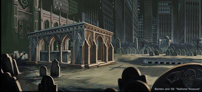 National Treasure (2003)