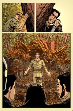 Woverine: Agent Of Atlas (Pg. 8)