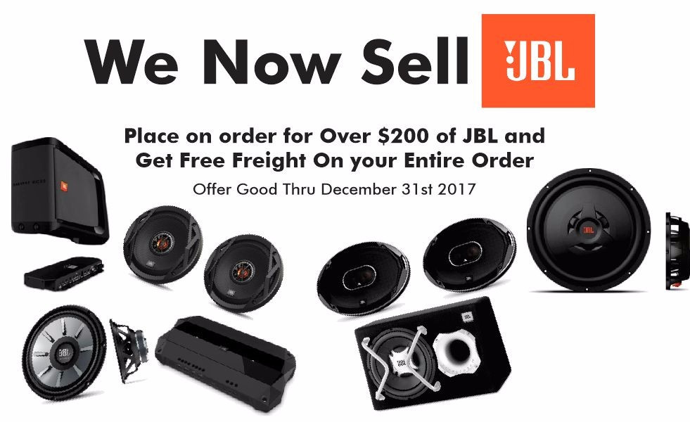 JBL Speakers Subwoofers