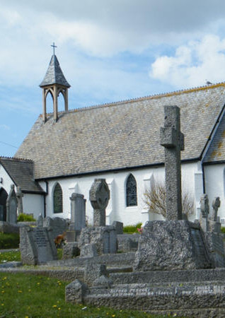 St Peter's - Coverack