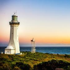 The Lizard Point Lighthouse