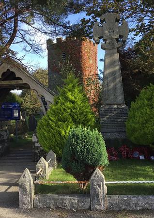 St Ruan Church - Ruan Minor