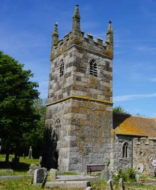 St Wynwallow - Landewednack