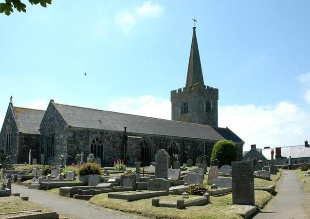 St Keverne Church - St Keverne