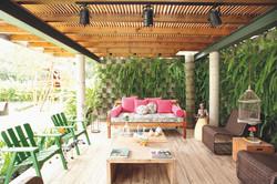 Lounge Marae