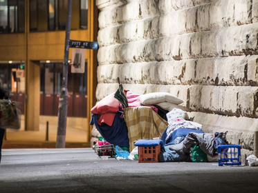CatholicCare Commits to End Street Sleeping
