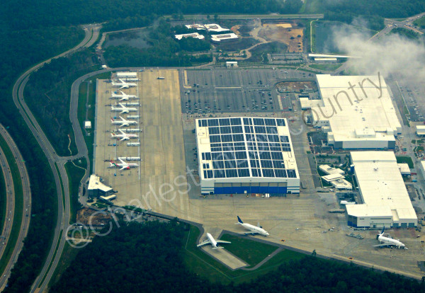 More Flight Options for Charleston in 2015