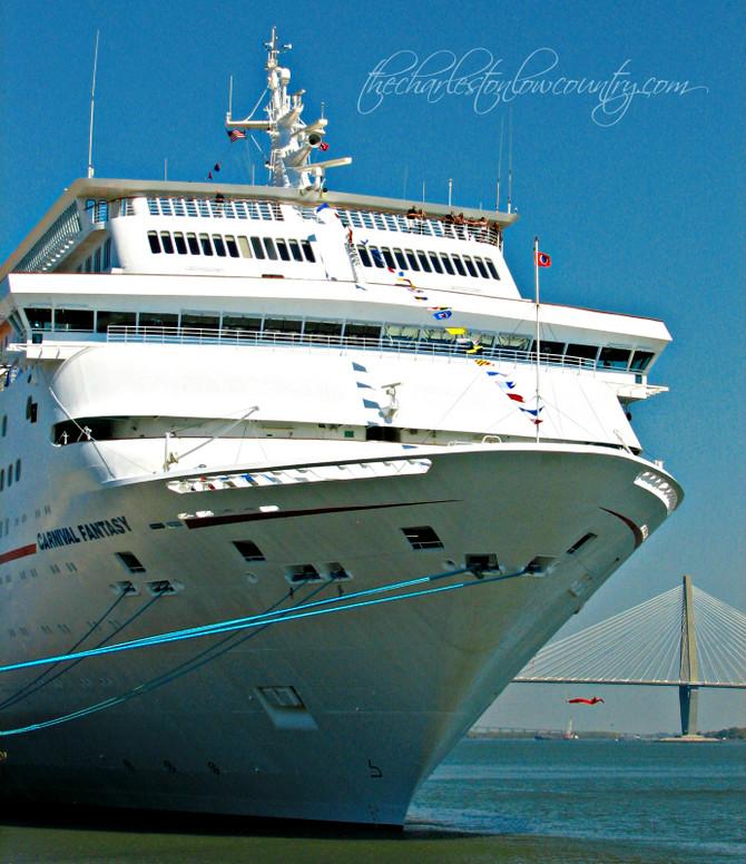 Carnival Sunshine Coming to Charleston in 2016