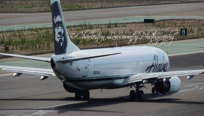 Alaska Airlines Coming To Charleston in November 2015