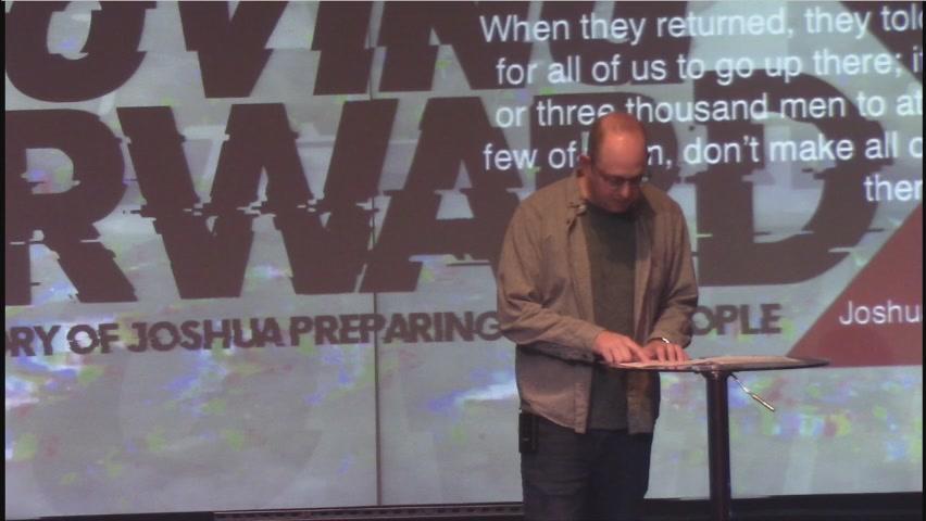 Moving Forward- Restoring Blessing