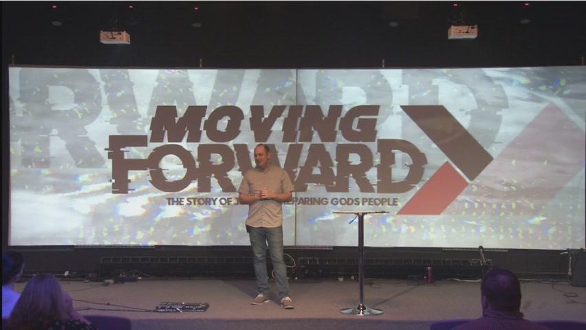 Moving Forward- Walls Fall