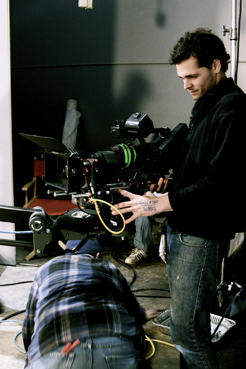Cinematographer on Caged Starling