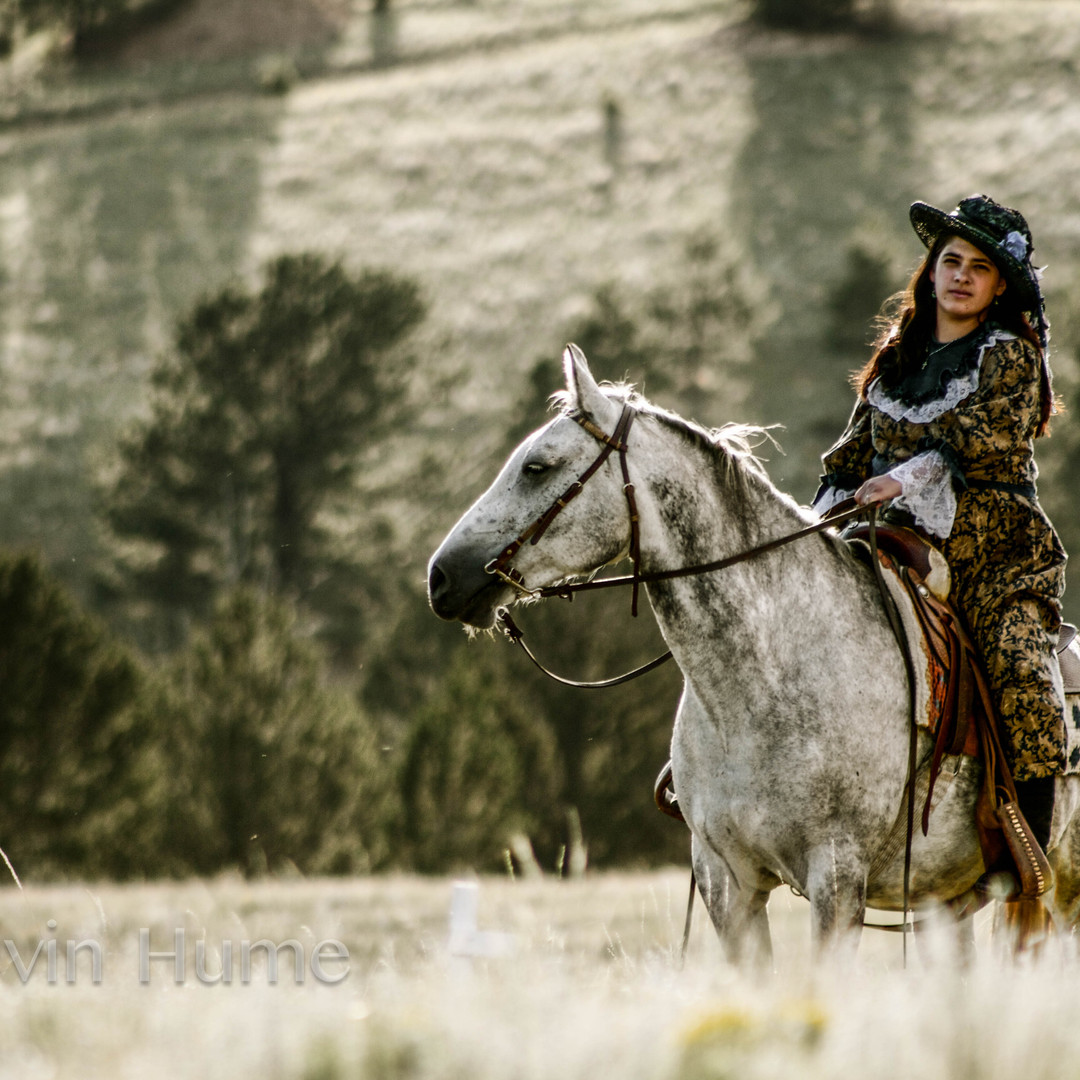 Screen Test for Emacipation western film