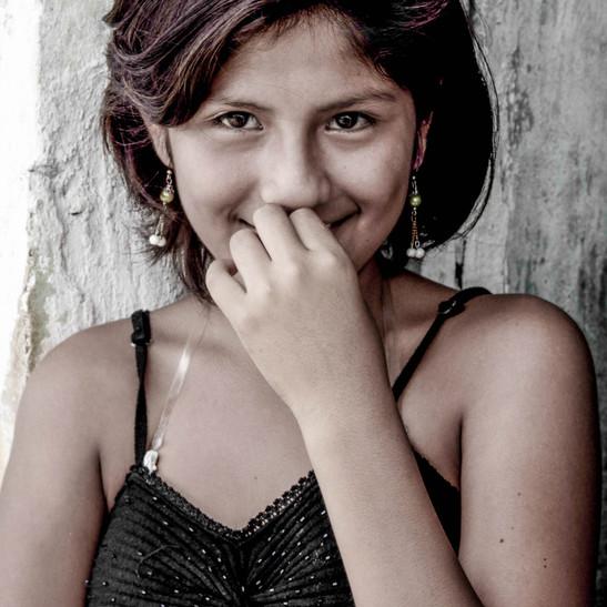 Youth in Peru