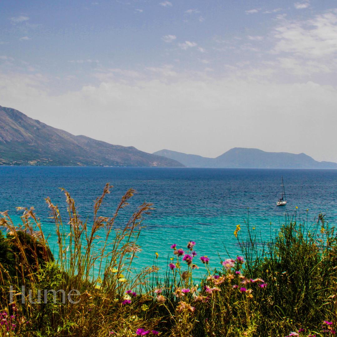 Ionian Sea, Greece