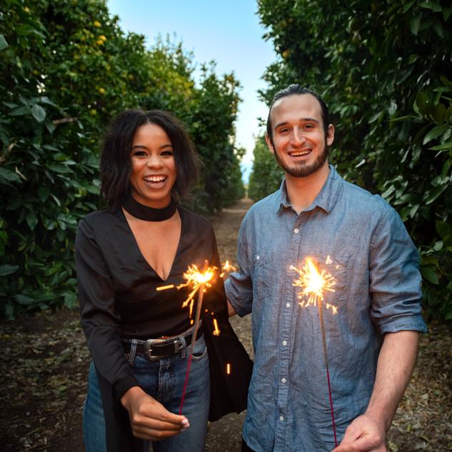 Travis and Naomi Engagement Photos
