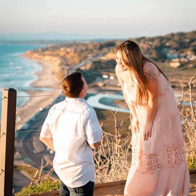 Alexia and Hannah Proposal