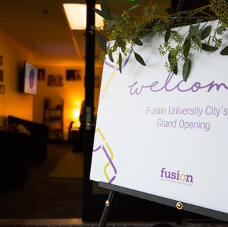 Fusion Academy Grand Opening