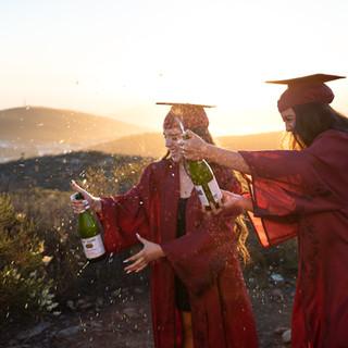 Alex Graduation Photo
