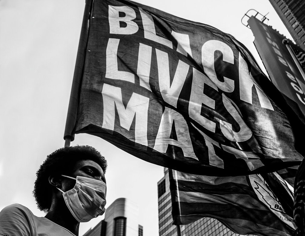 Black LIves Matter March NYC - Street Photography