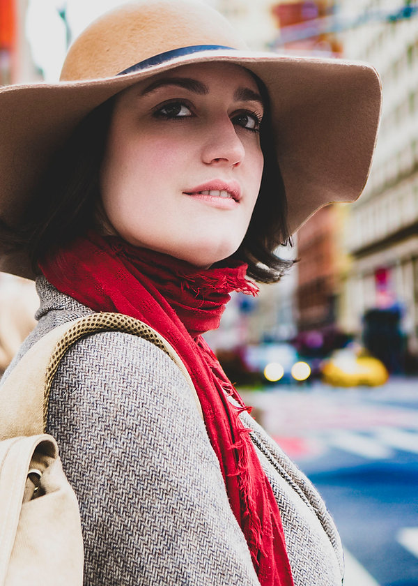 Chelsea Mclaren - Commercial Fashion photography