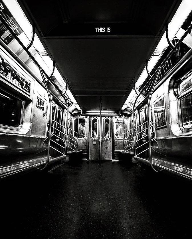 train cabin - New York City