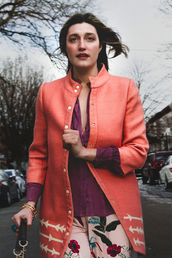 Chelsea Mclaren - Fashion photography