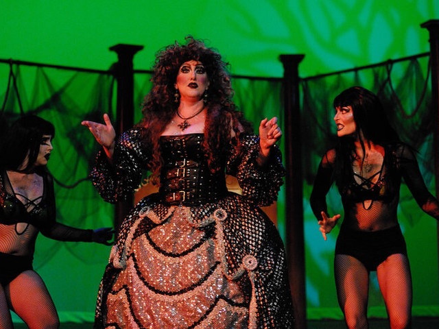 As Sorceress in Dido and Aeneas for Opera AACC