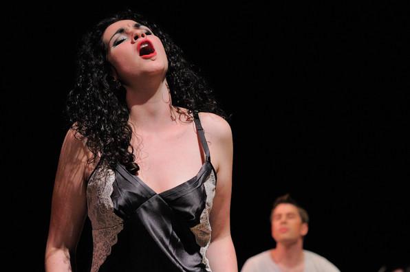 L'incoronazione di Poppea Peabody Chamber Opera  Photo by Edward S. Davis