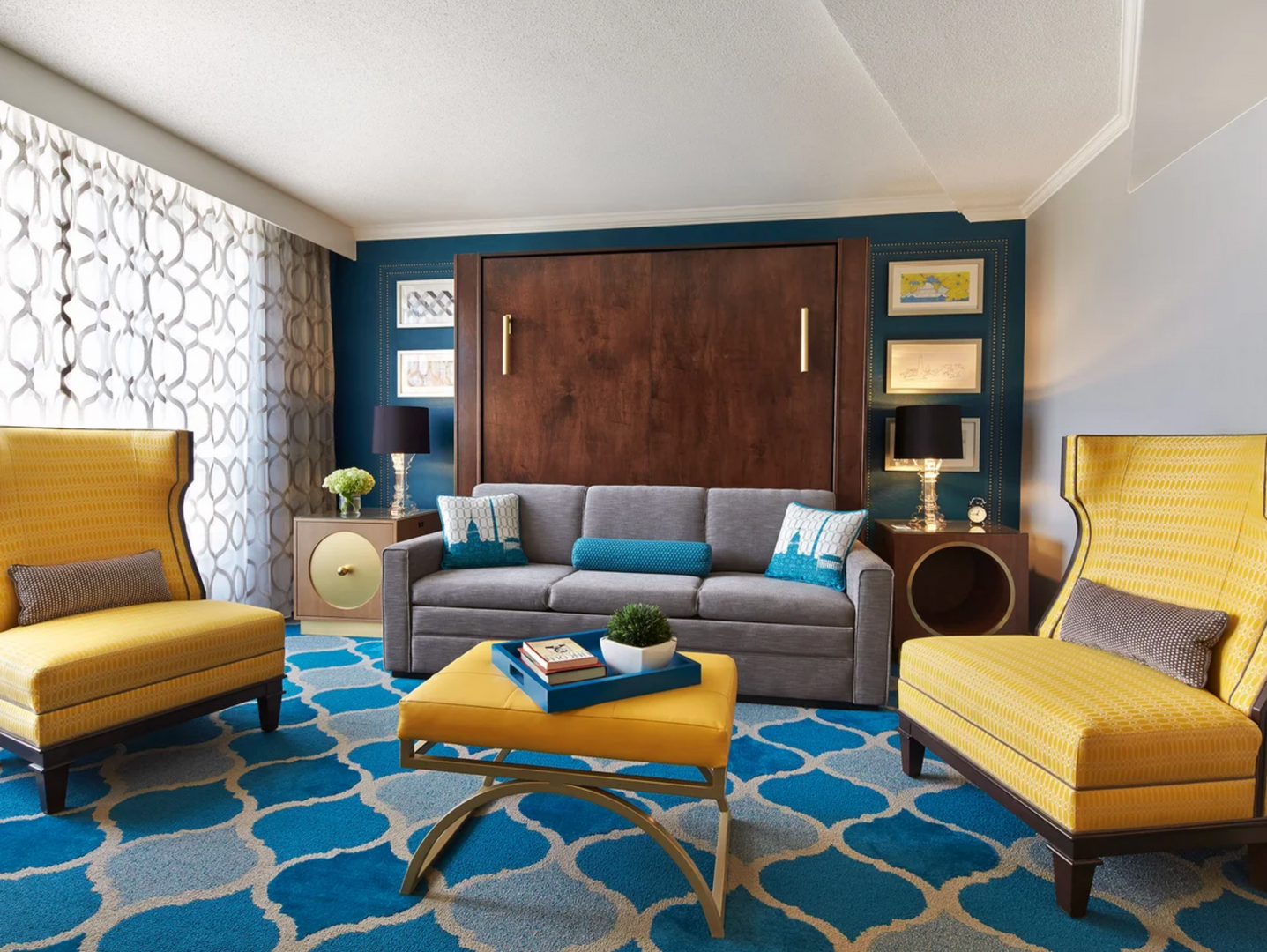 The Embassy Row Hotel Suite