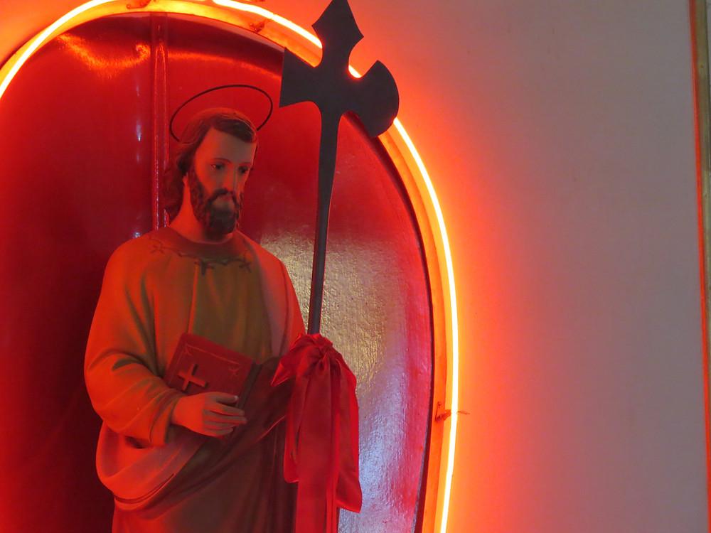 São Judas Tadeu Cascatinha