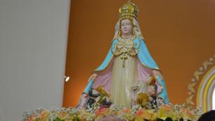 Festa de Nossa Senhora de Monte Bérico contará com drive-thru no dia 12 de setembro