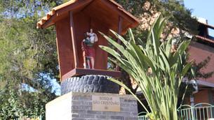 Missa drive-in marca bênção de novo espaço de oração no Bosque São Cristóvão