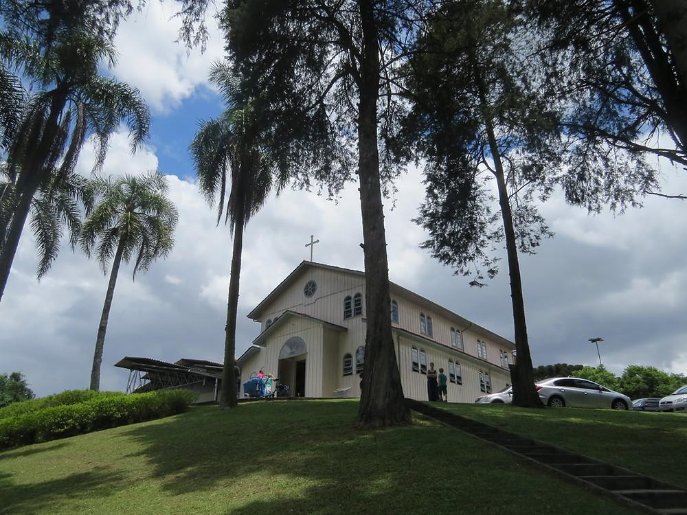 Capela São Judas Tadeu Cascatinha