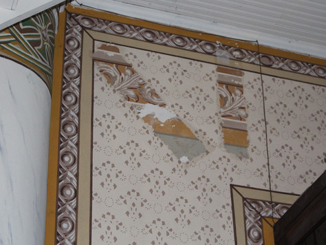 Início do restauro artístico da Igreja Matriz