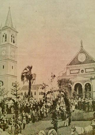 ARQUIVO - PARÓQUIA SÃO JOSÉ E SANTA FELICIDADE