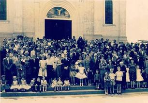 Paróquia transmite Missa em ação de graças pelos 60 anos de canonização de Santa Bertilla Boscardin